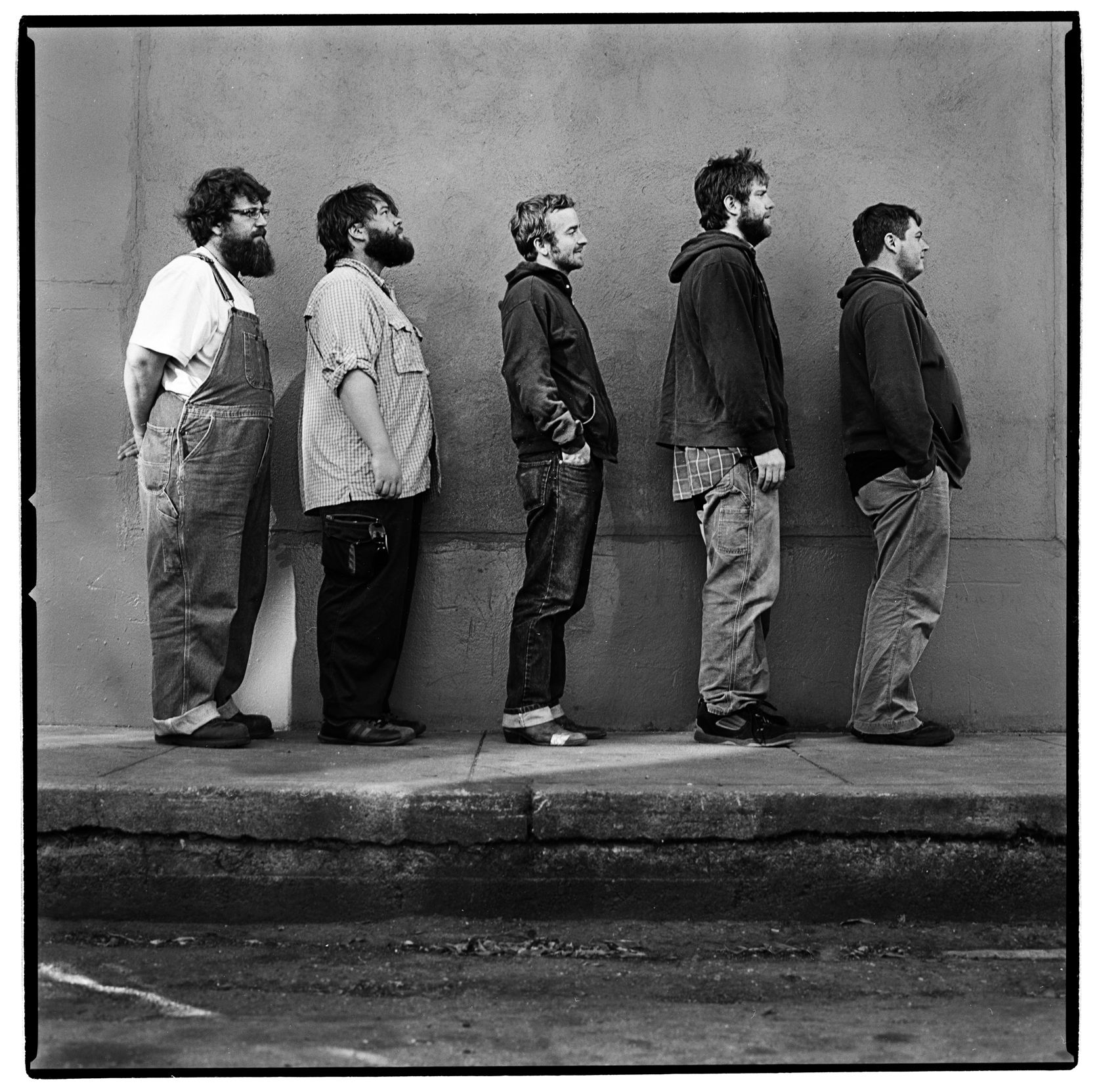 Trampled by Turtles..