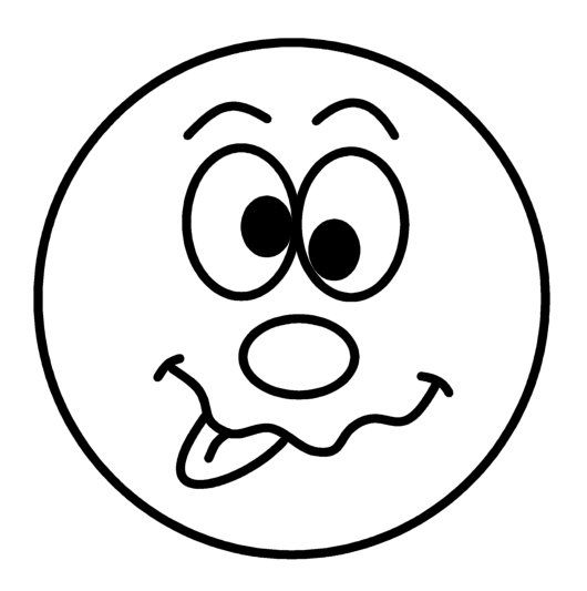 Stupid101 Jpg 530 533 Pixels Desenho De Emoji Desenhos Biblicos Para Colorir Desenhos Faceis