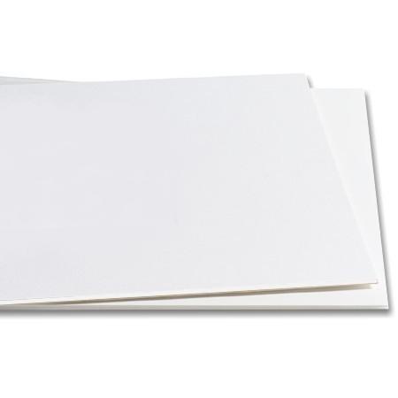 Papel Passepartout (mat board) Branco 80X100cm
