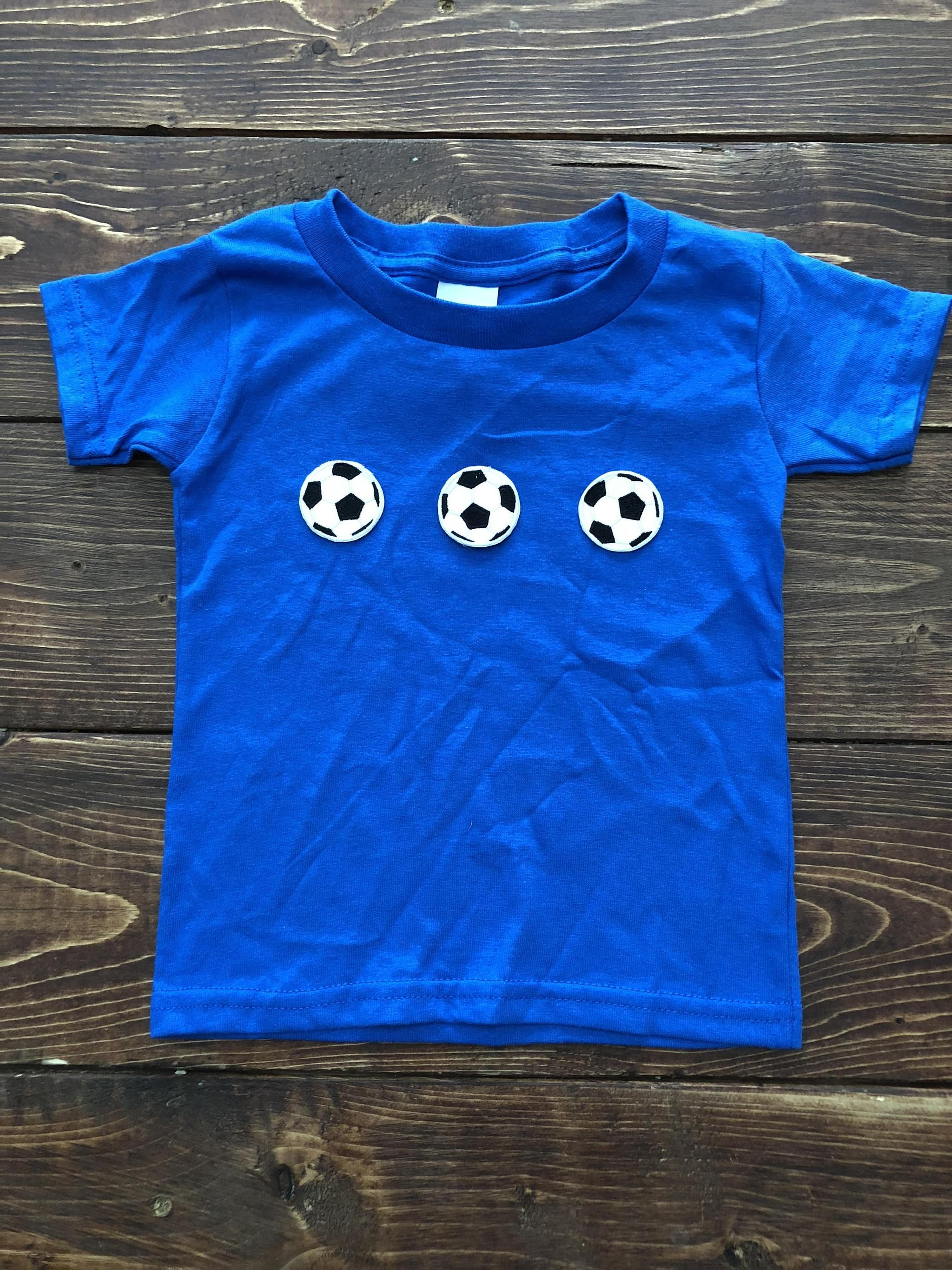f6b52eda315 Soccer T Shirts For Toddlers