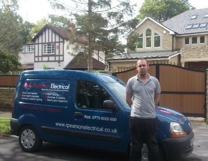 Domestic Commercial Electrician Leeds With Images Commercial Electrician Electrician West Yorkshire