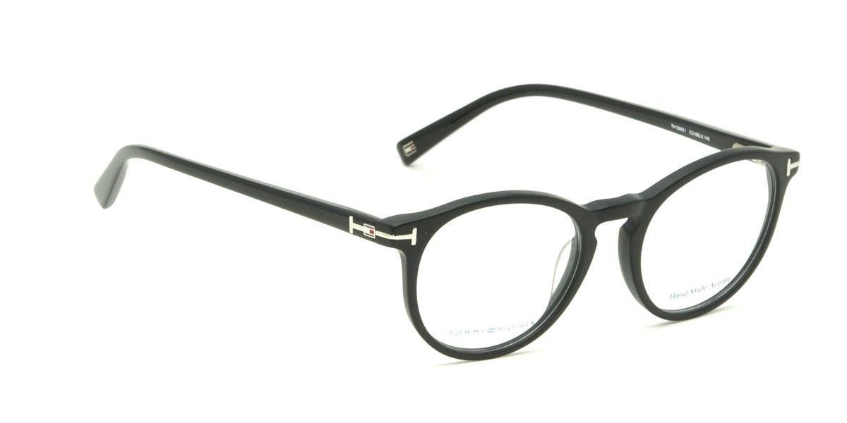 Buy Now Tommy Hilfiger Frame Full Rim Medium 48mm Round (TH-5662-C3 ...