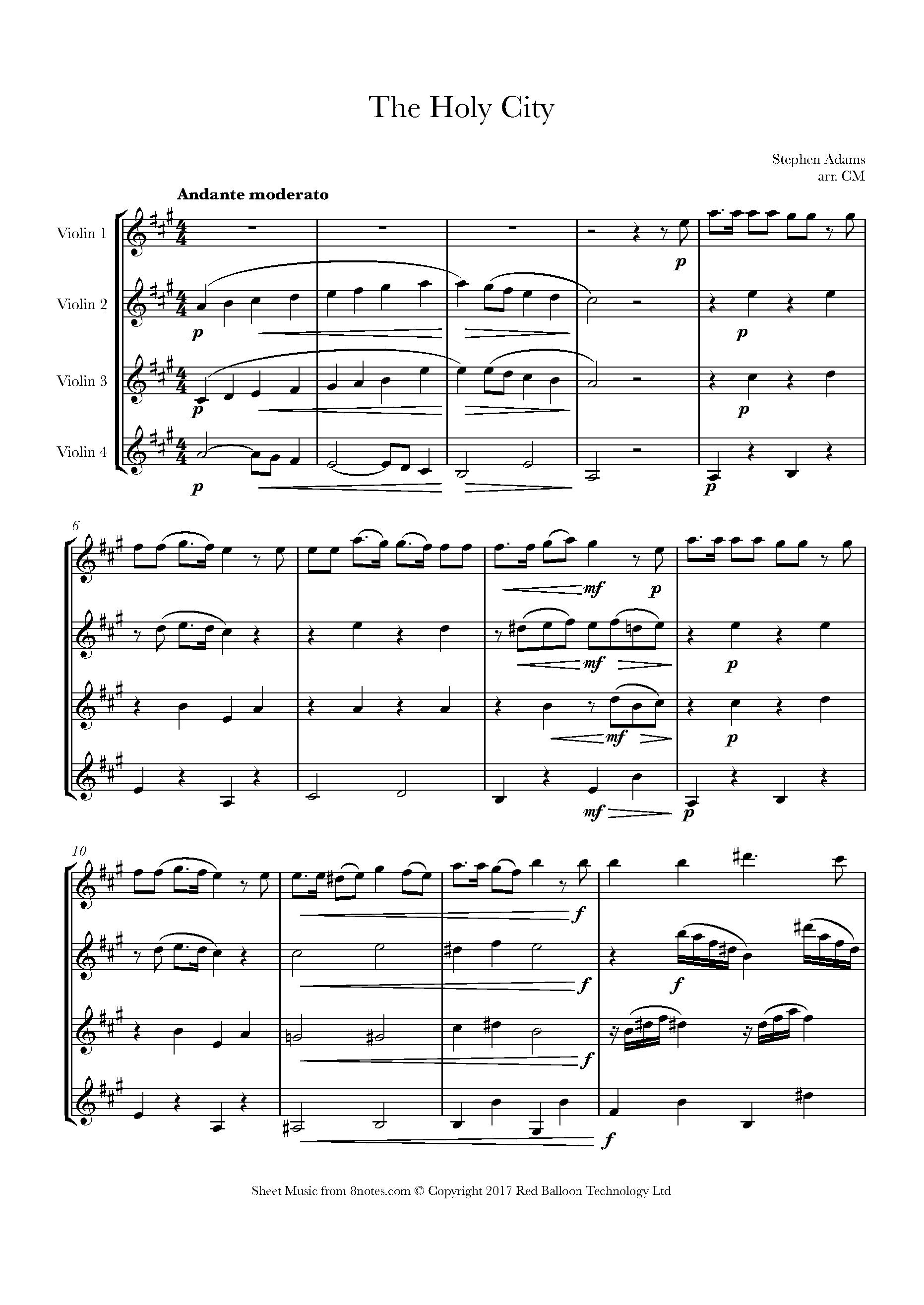 Choral Christmas Arrangements