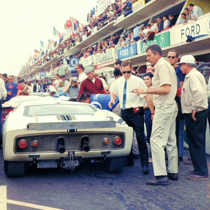 Le Mans 1965 Carol Shelby Was One Of The Greatest Automotive Icons