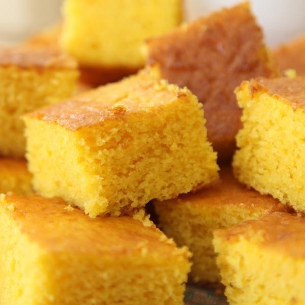 Receita De Bolo De Fuba Sem Ovos Recipe Sweet Cornbread Easy