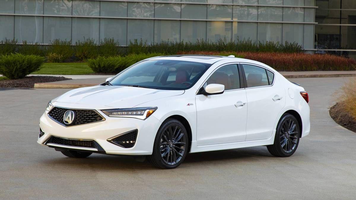 2019 Acura ILX ASpec first drive Refresh redux Acura