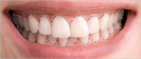Whiten Teeth In Photoshop Cs6 With The Hue Saturation Tool