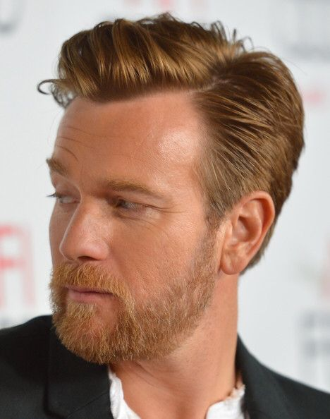 Gallery For Ewan Mcgregor Hair 2012 With Images Haircuts For