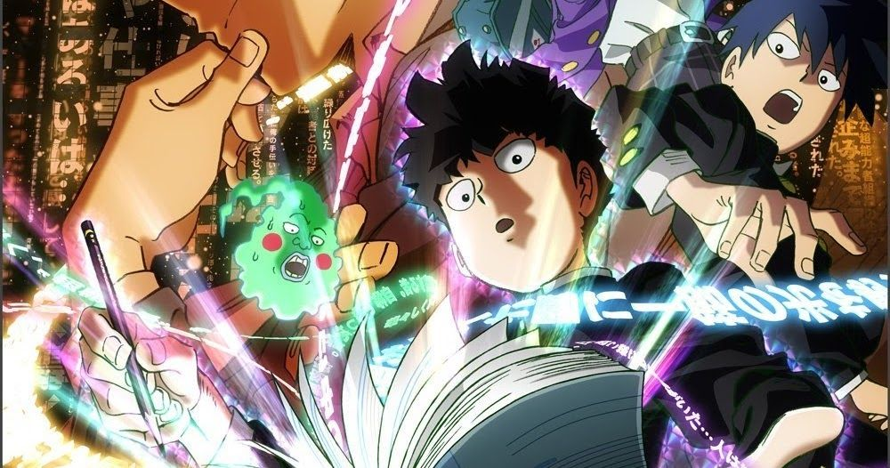 The Only Winter 2019 Anime You Need To Start Watching Mob Psycho
