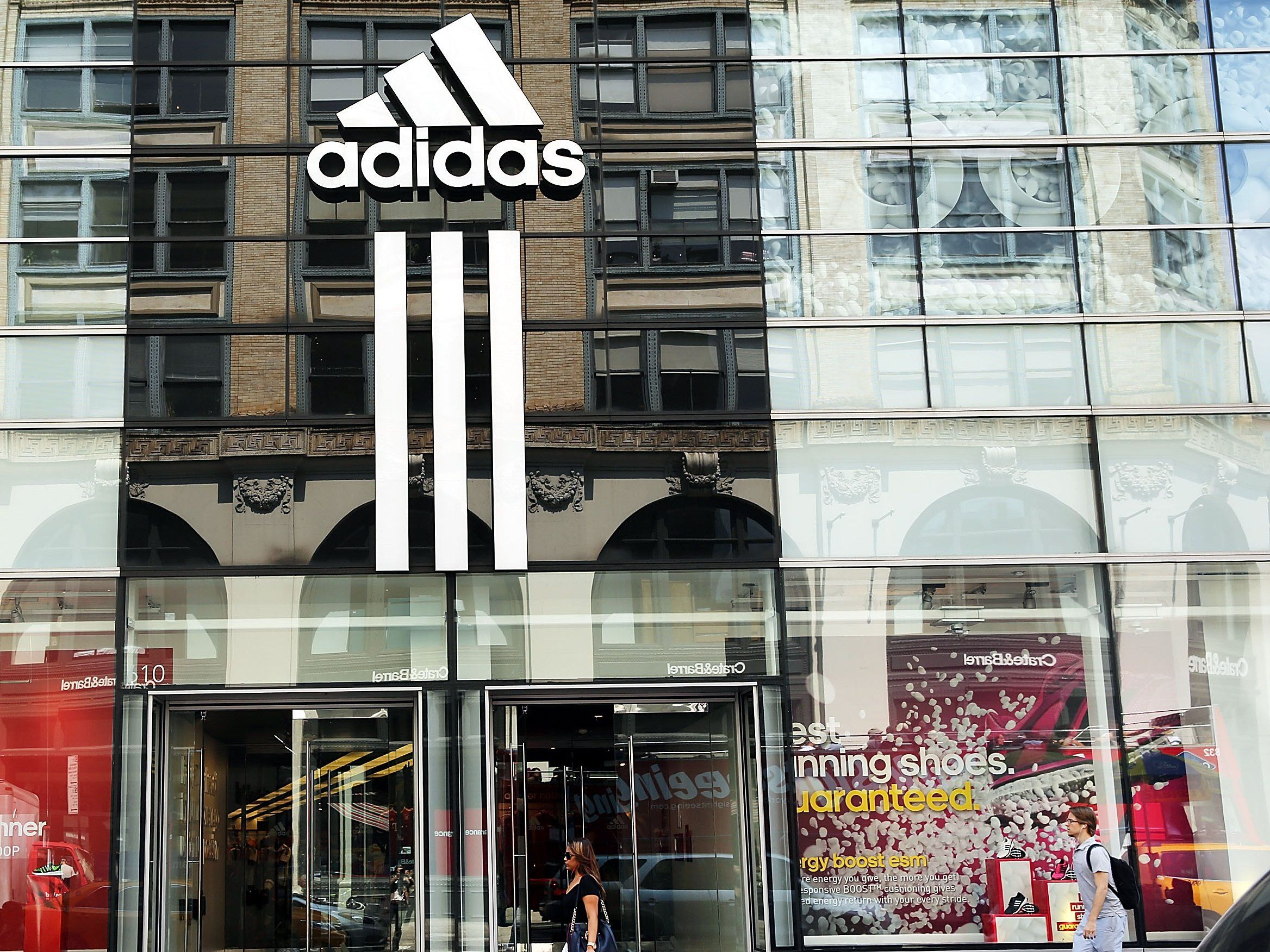 Adidas Is Warning Customers That Their Data May Have Been