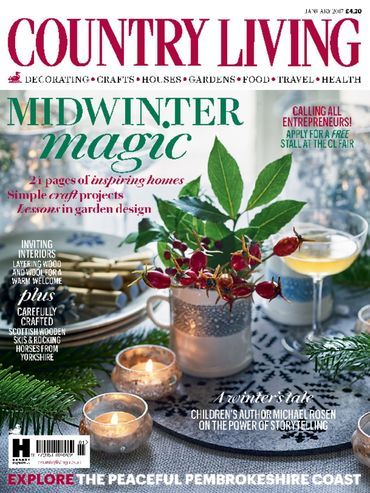 Pin By Monica Lynn On Magazine Covers Country Living Uk Country Living Magazine Country Living