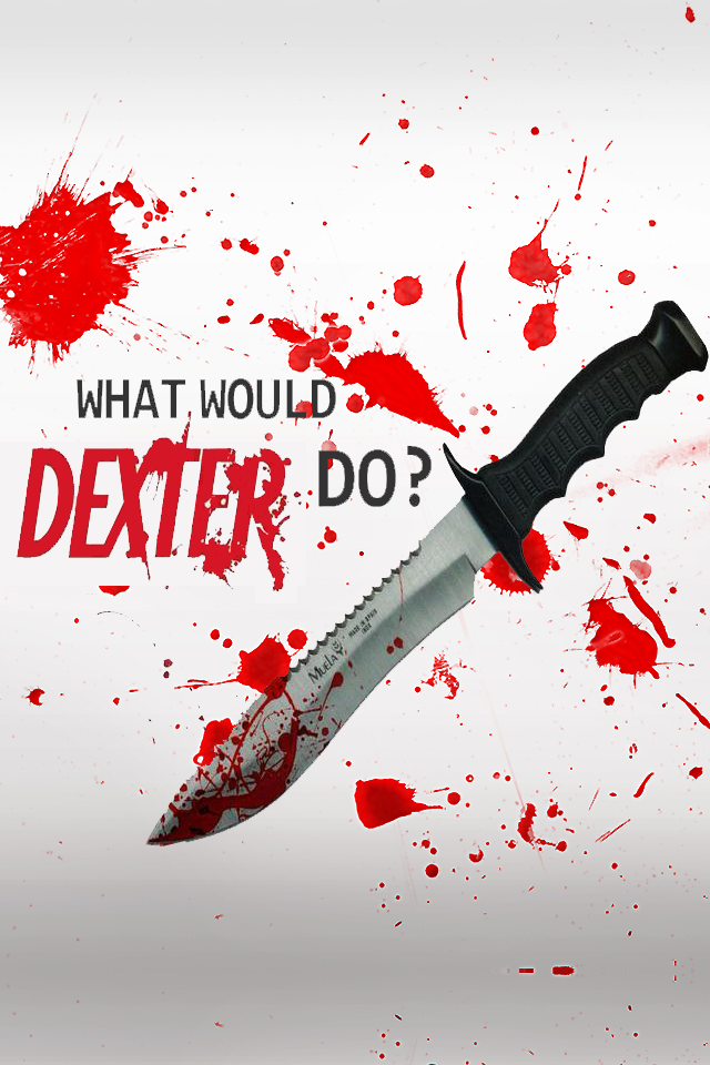 Dexter Season 8 Wallpaper Hd 2 By Inickeon On Deviantart Dexter Morgan Assassinos Em Serie Dexter