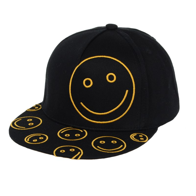 Men Womens Hiphop Cap Survivor Colorful Adjustable Flat Brim Baseball Caps