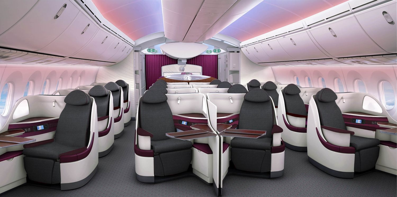 qatar airways first class4