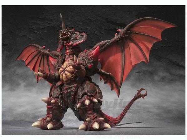 Destoroyah by S H Figuarts | Figuarts | Pinterest | Godzilla ...