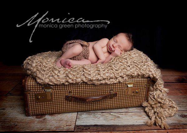 old suitcase | Baby Stuff | Pinterest