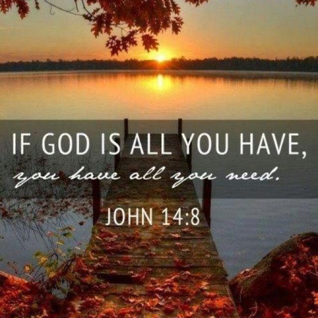 Free Desktop Wallpaper Scripture Fall Inspiring God Is My Everything Faith In God How He Loves Us God