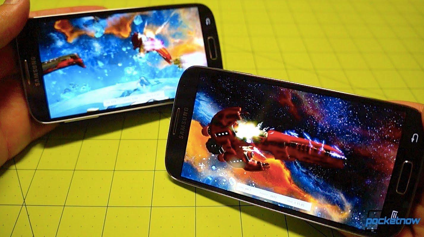 Galaxy S 4 Octa Core Vs Quad Core Via Youtube Galaxy Samsung