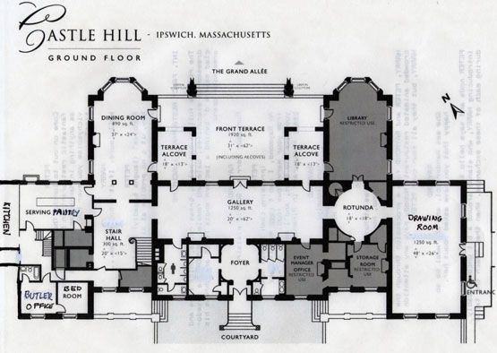 5 27 14 Content New York Social Diary Architectural Floor Plans Castle Floor Plan Inside Castles