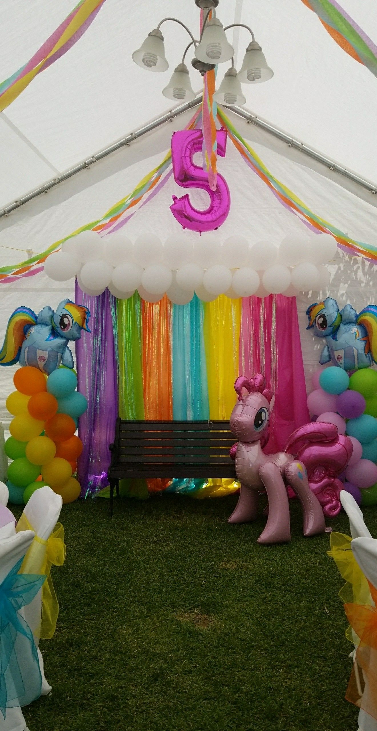 My Little Pony Party My Little Pony Birthday Party Little Pony