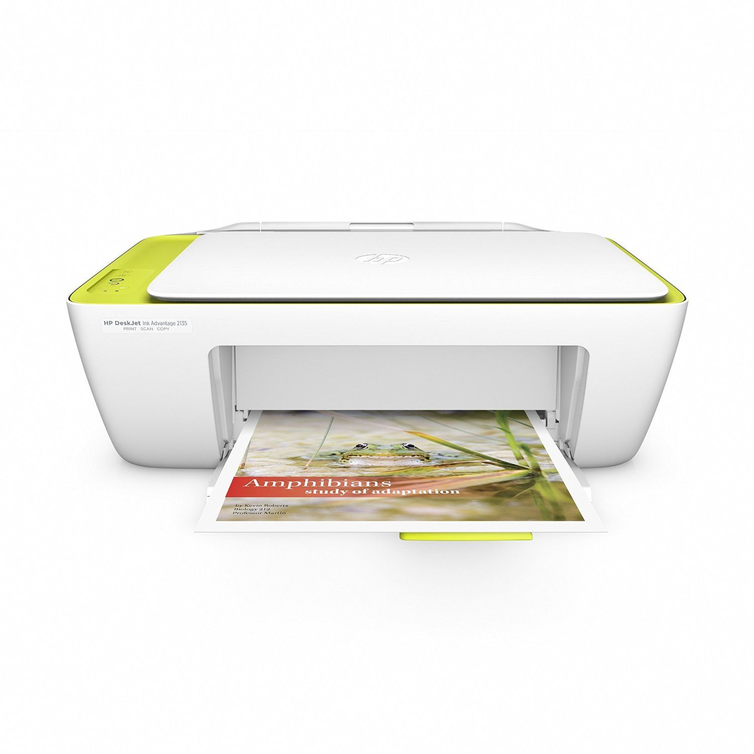 HP #DeskJet Ink Advantage 2135 All-in-One #Printer (Compact with ...