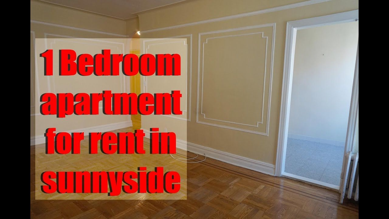 large 1 bedroom apartment for rent in sunnyside queens ny