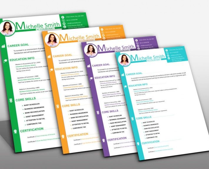 Free Resume Search Resume Templates Colorful  Google Search  Miss Kinders Resume
