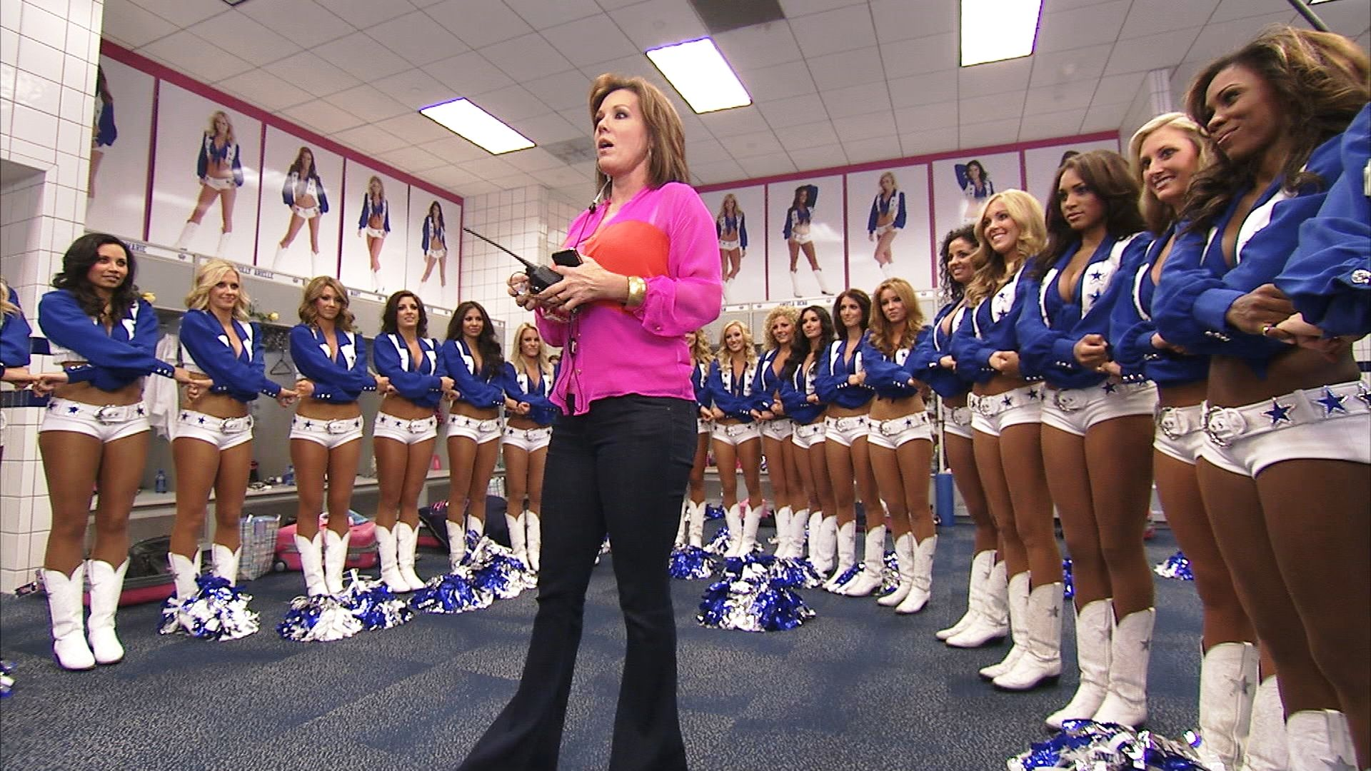 4167c1330b6f6 The final squad on Dallas Cowboys Cheerleaders  Making the Team is  announced TONIGHT at 9 8c! Don t miss it!