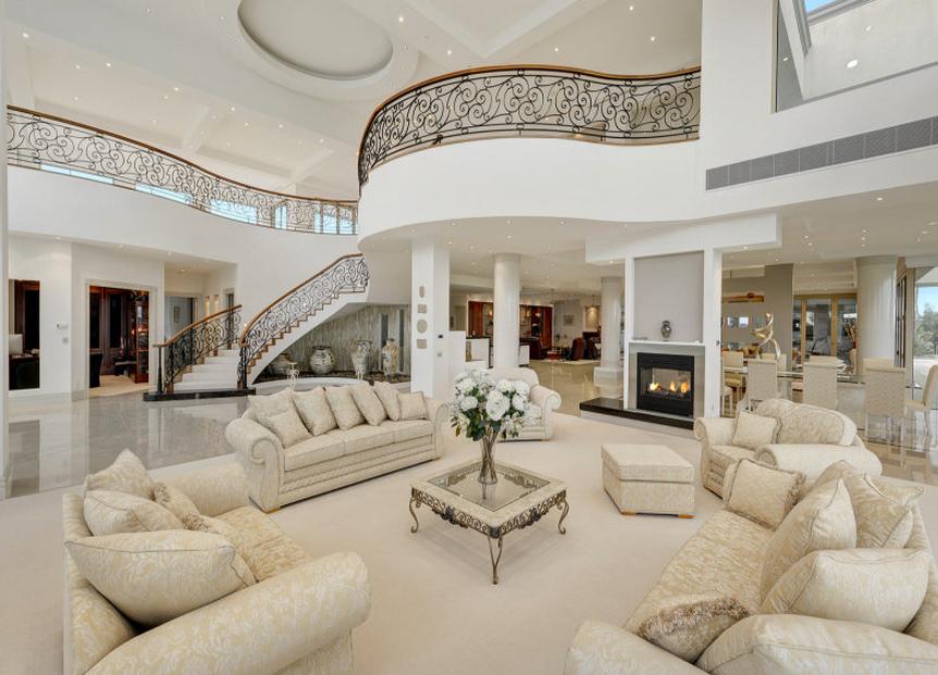 Image Result For Living Room In Mansions Ruang Tamu Mewah Ruang Tamu Rumah Ruang Keluarga Mewah