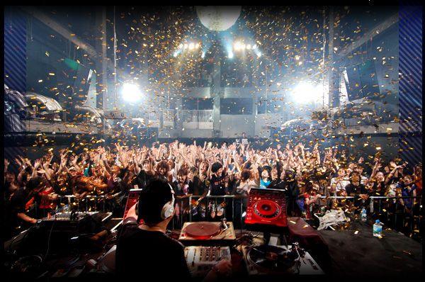 #HongKong's Club Dragon-i has hosted renowned DJ's such as David Guetta, Steve Aoki and DJ Afrojack