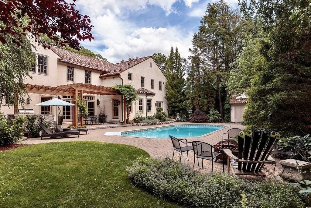 Five homes for sale with incredible pools pool houses