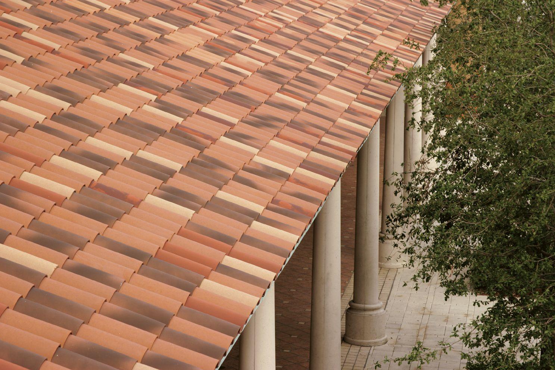Santafe Clay Spanish S Tile Custom Blend Roof Tiles