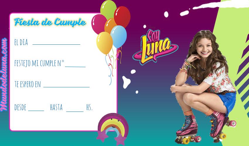Lo Mejor De Soy Luna Lo Encontrarás En Mundodeluna Com Sitio