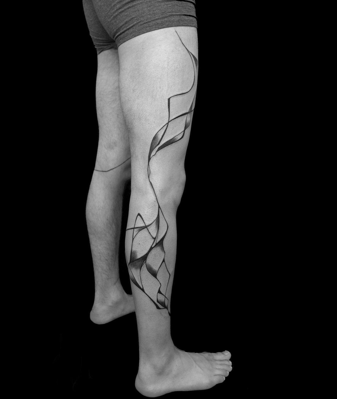 22cb8bbd8 #abstracttattoo #legtattoos Mehndi, Henna, Body Art Tattoos, Leg Tattoos,  Tatoos