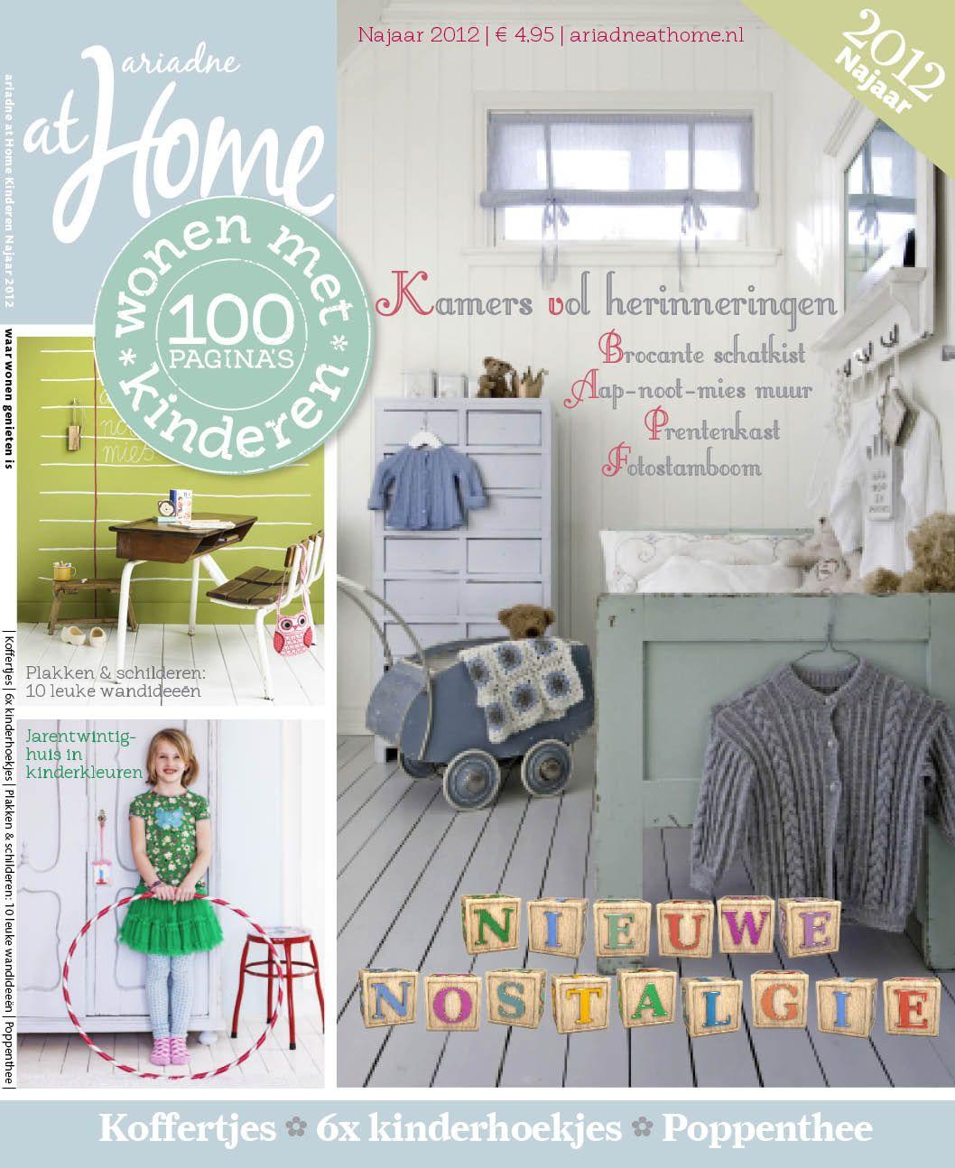 Nu al te bestellen: ariadne at Home Kinderen Najaar/Winter 2012