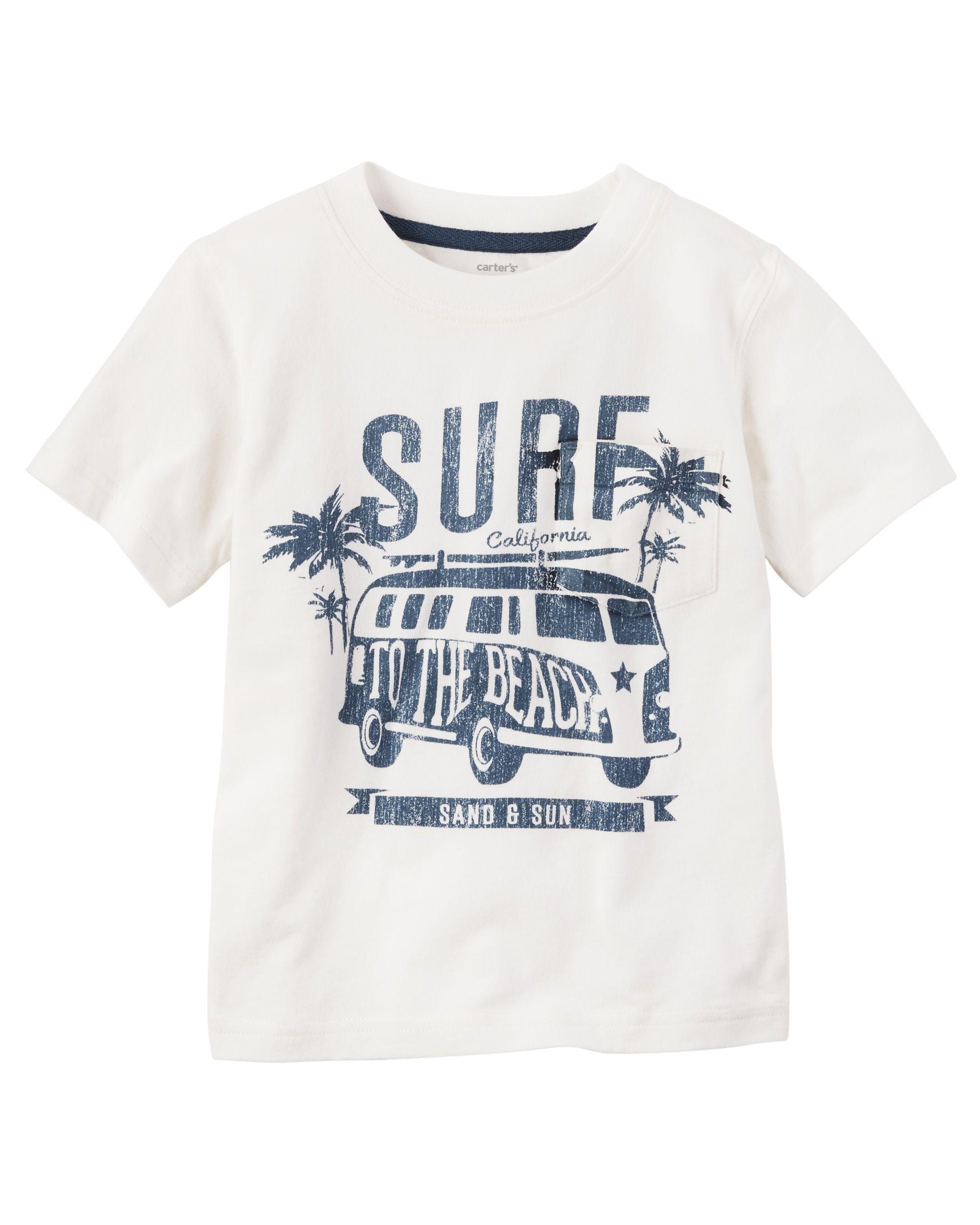 Surf Graphic Tee