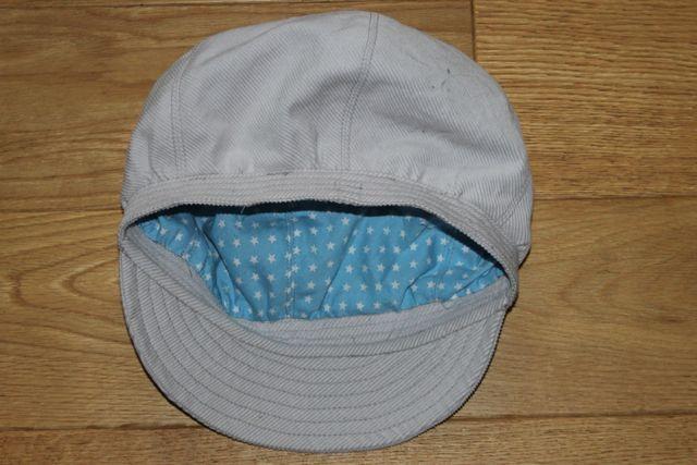 Inside Lekala hat 7090 lined