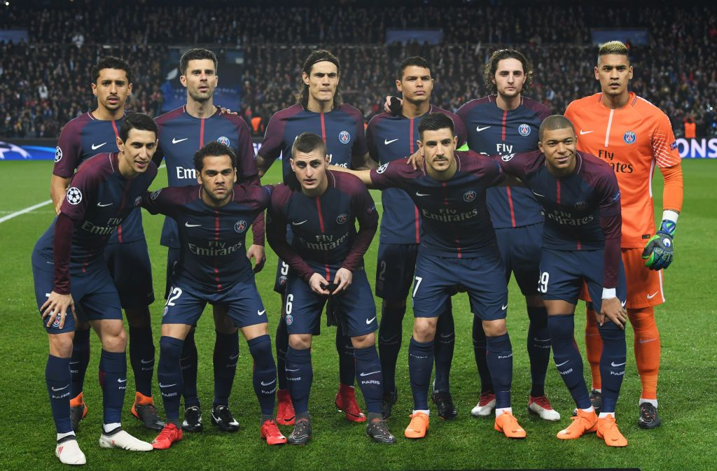 PSG's likely XI vs Man United revealed by Le Parisien