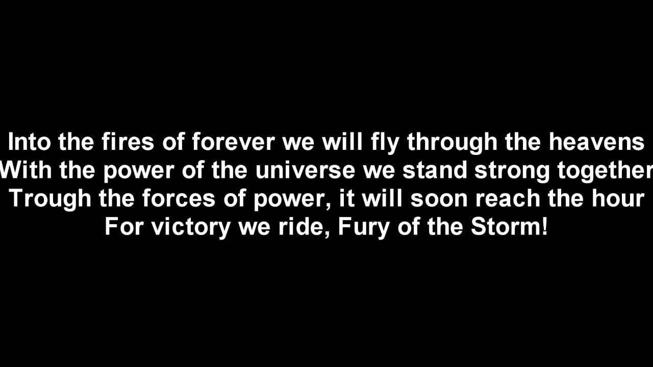 DragonForce - Sonic Firestorm - Full Album | Lyrics on screen | HD