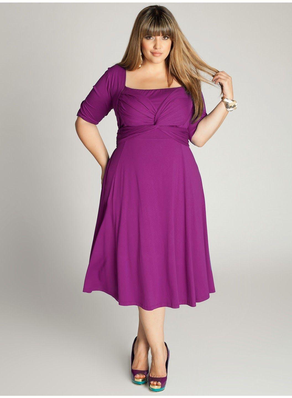 Fabulosos vestidos para gorditas de fiesta | Moda y Tendencias ...
