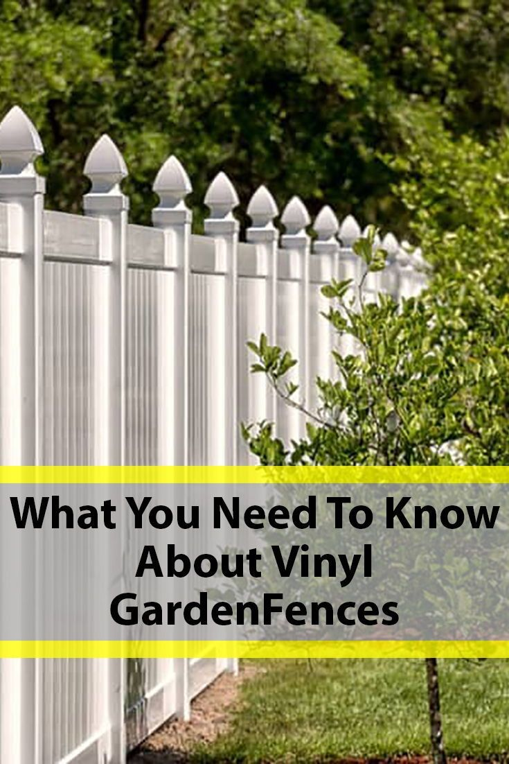 25 Vinyl Fence Ideas And Pictures For Your Yard Garden Or Home In 2020 Vinyl Fence Backyard Fences Fence