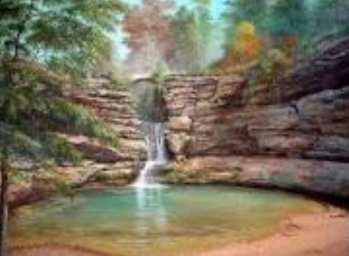 Man Cave Fort Nelson : Old man's cave is the best place in ohio to go hiking camping