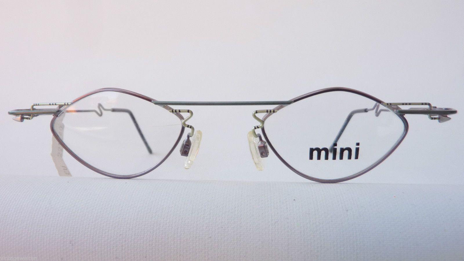 Eyeglass Frame Branded Mini Glasses Small Glass Shape