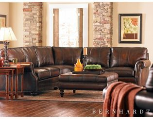 The Sectional I Want Living Room Leather Furniture Living Room Update