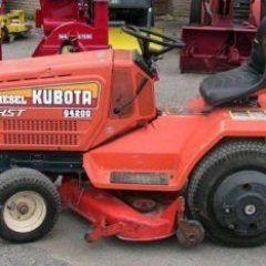kubota g3200 g4200 g4200h g5200h g6200h workshop service repair rh pinterest com kubota 2370 manual Kubota 2370 Lifting