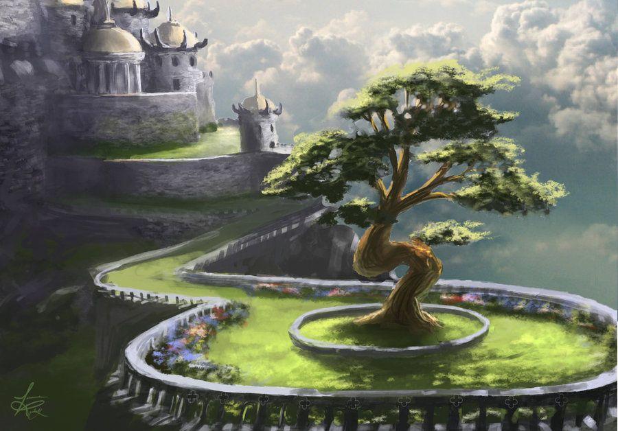 Sacred Tree by jjpeabody on DeviantArt