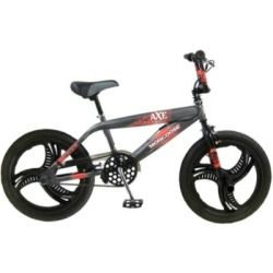 The Mongoose B Axe 20 Inch Boy S Bmx Bike Gives Your Little Dare