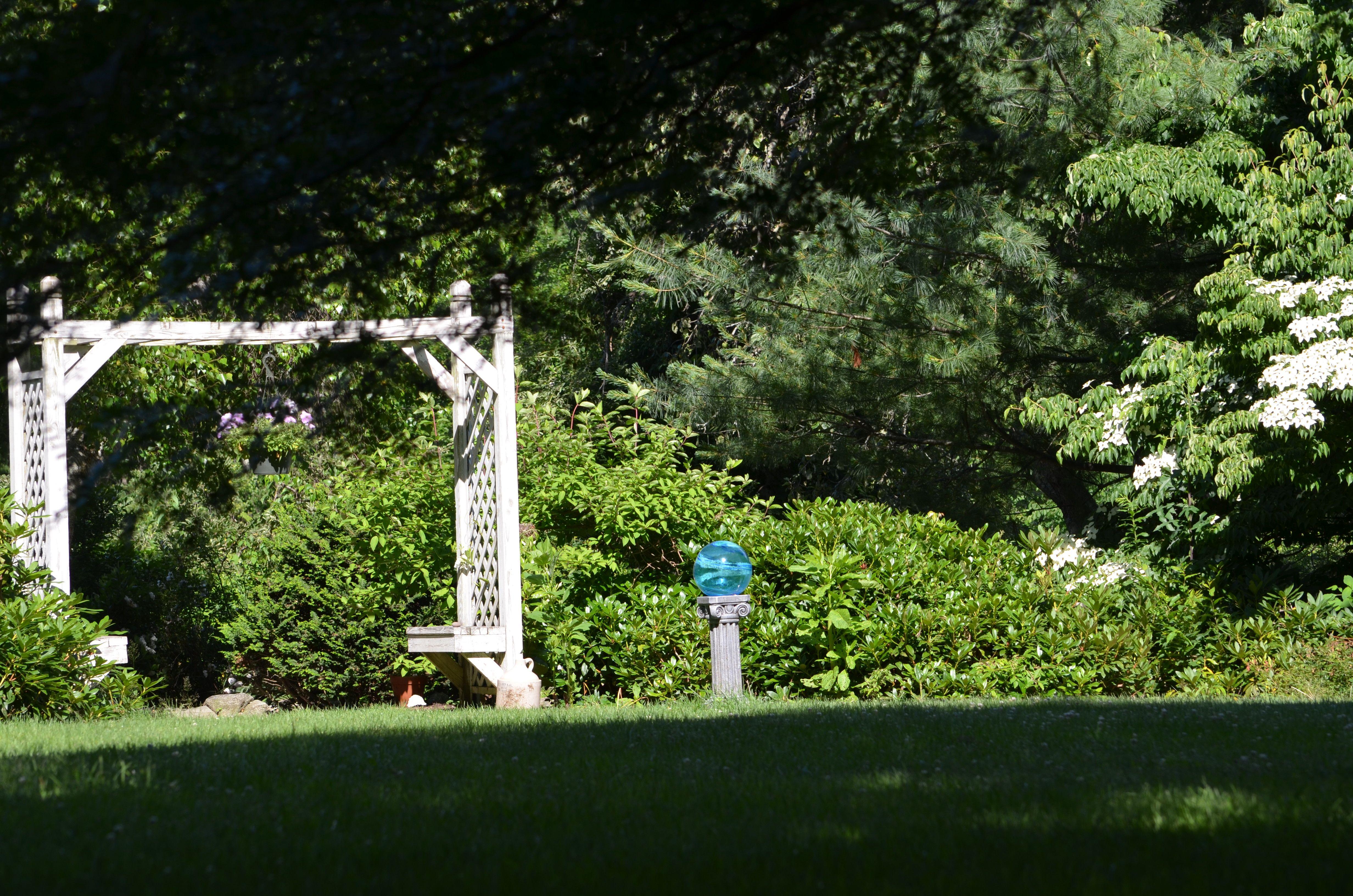 Entry to the White Garden 2012