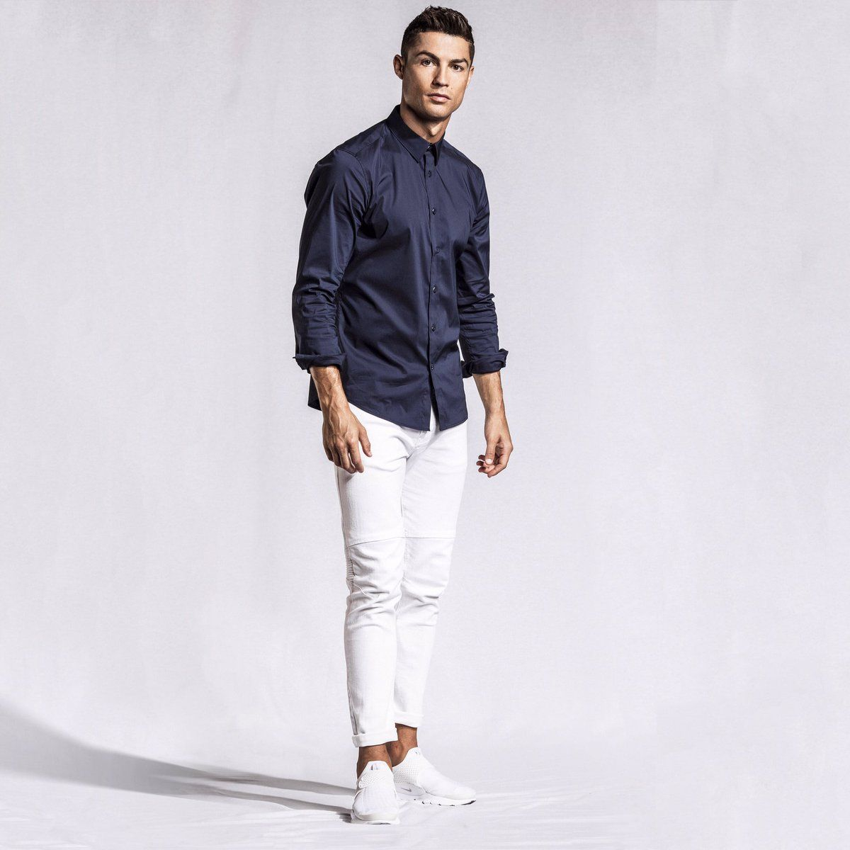 99ad7e628d05 Cristiano Ronaldo - CR7 Denim Jeans and Signature Clothing Collection