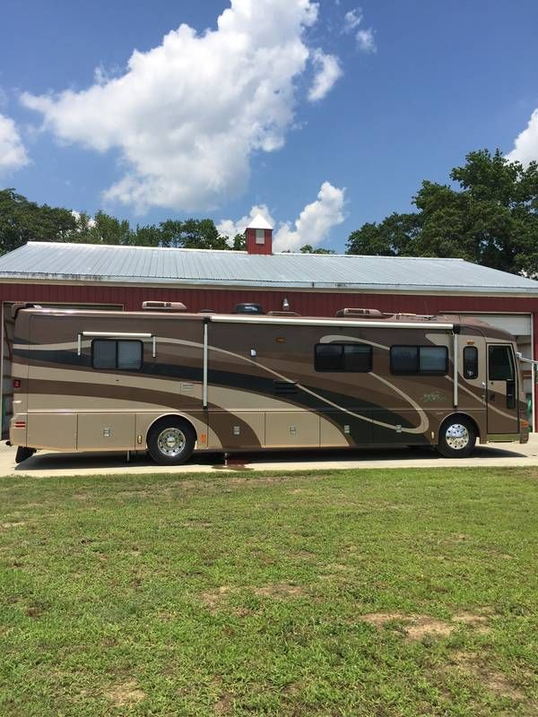 2002 American Coach American Eagle 40q For Sale By Owner Lamar Sc Rvt Com Classifieds Recreational Vehicles American Rv For Sale